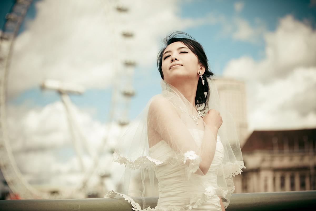 London Pre-wedding Photographer