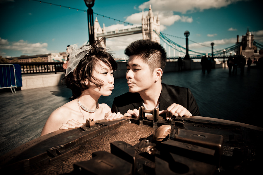 London Pre-wedding Photography