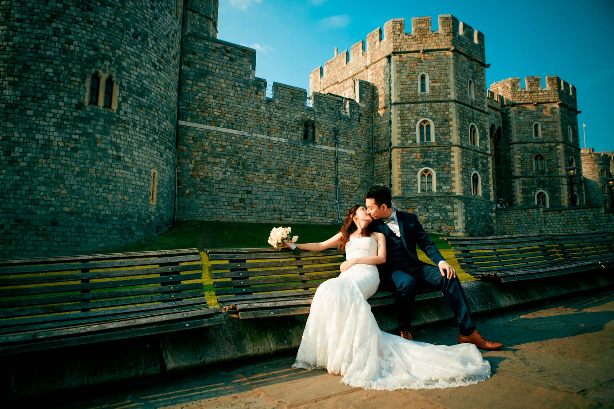 Natalie Jim London Pre-Wedding Photography